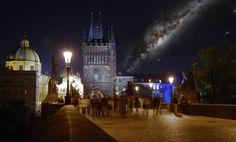Noite em Praga