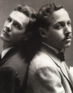 Donald Windham and Tennessee Williams (1940s)