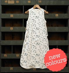 Summer Weight Sleep Cocoon - Sleep Cocoons - Nature Baby    LOVE the clouds print! $99.95