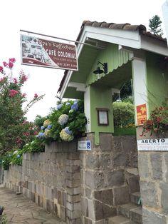 Opas Kaffeehaus - Nova Petrópolis RS
