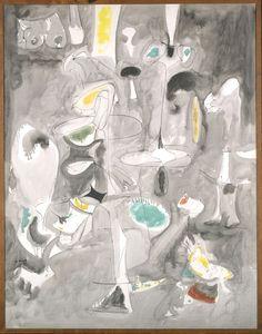 """Arshile Gorky, """"The Betrothal,"""" 1947"""