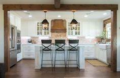 Best Kitchen Design Inspiration By Joanna Gaines 32
