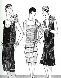 1920's Fashion ! where can i buy those flashing dresses??