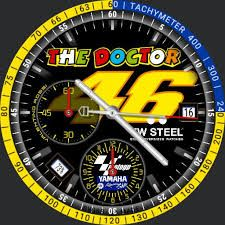 Valentino Rossi 46 for G Watch R - FaceRepo Pink Motorcycle, Motorcycle Helmet Design, Motorcycle Gloves, Valentino Rossi Logo, Motogp Valentino Rossi, Valentino Rossi Helmet, Yamaha R6, Rossi Gp, Harley Davidson Wheels