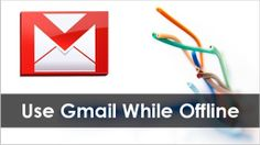 Gmail Offline,an extension by Google, makes it possible to use Gmail without an Internet connection. When you are offline, it allows you to read your mail and write replies in an Outbox.