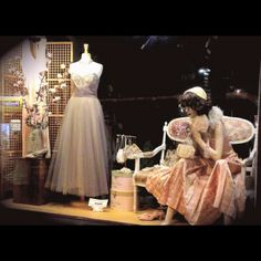 Romantic nights #romantic#vintage#summer#nights#fashion#display
