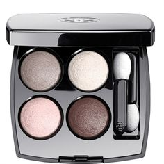 CHANEL - LES 4 OMBRES MULTI-EFFECT QUADRA EYESHADOW { 202 Tisse Camelia }