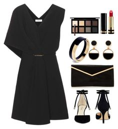 """""""Untitled #332"""" by riuk ❤ liked on Polyvore featuring Balenciaga, Nine West, Marni, Warehouse, Down to Earth and Gucci"""