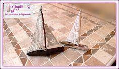 barche legnetti del mare