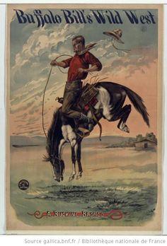 Buffalo Bill's Wild West.