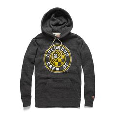 Columbus Crew SC Hoodie Major League Soccer Sweatshirt – HOMAGE
