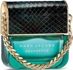 Decadence Marc Jacobs perfume - a new fragrance for women 2015 Blossom Perfume, Flower Perfume, Rose Perfume, Marc Jacobs Parfüm, Parfum Marc Jacobs, Parsons School Of Design, New Fragrances, Fragrance Parfum, Dining