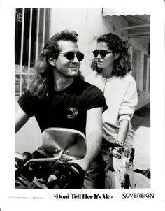 Jami Gertz Steve Guttenberg 8x10 Photo Dont Tell HER ITS ME Sunglasses | eBay 90s Movies, Movie Tv, Steve Guttenberg, Tell Her, Sunday Funday, Celebs, Celebrities, Celebrity Crush, Beards
