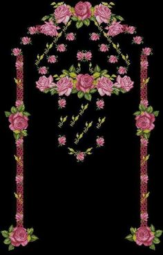 Simple Cross Stitch, Cross Stitch Borders, Cross Stitch Rose, Cross Stitch Flowers, Cross Stitch Designs, Cross Stitch Patterns, Beaded Embroidery, Cross Stitch Embroidery, Prayer Rug