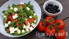 Rucola Salat Ideale Grillbeilage Einfach&Lecker - YouTube