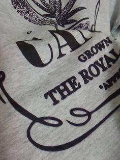 my new t shirt printing details