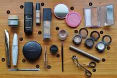 The Small Things Blog: daily makeup routine