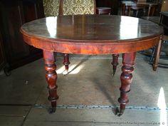 Mobili antichi - Tavoli allungabili Grande tavolo Vittoriano in ...