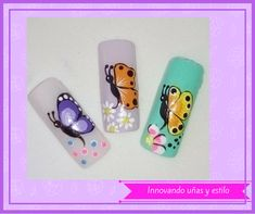 Youtube, Instagram, Work Nails, Flower, Nail Designs, Nail Decorations, Nail Art, Nail Manicure, Innovative Products