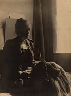 George Hendrik Breitner, Lizzy Ansingh, 1894