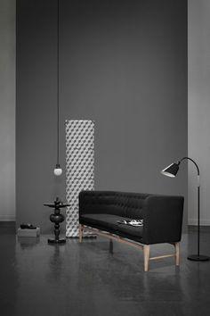 Arne Jacobsens Mayor sofa