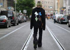 #style #streetstyle #fashion #streetfashion #street #fashionweek #berlin #mbfw #mbfwb #moda #mode #rafsimons