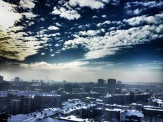 New Belgrade, December 2012.  Belgrade Beograd Serbia Srbija