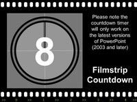 Filmstrip with Countdown thumbnail