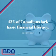 Did you now that 42% of Canadians lack basic financial literacy? Try finding ways to help your employees with their money.