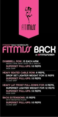 Fit miss exercise