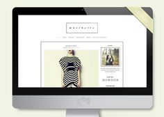 Check out Maribelle - Wordpress Blog Theme by LucaLogos on Creative Market