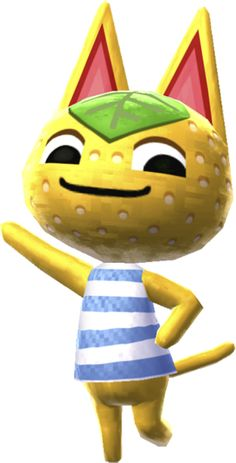 Tangy my newest villager