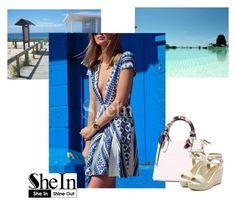 """""""sea.."""" by my-fashion-paradise ❤ liked on Polyvore"""