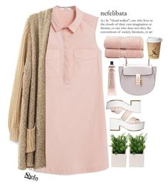 """""""#SheIn"""" by credentovideos ❤ liked on Polyvore featuring MANGO, Grown Alchemist and Christy"""