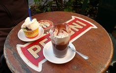 Italian cafe time
