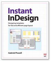 Website w/ tutorials for InDesign
