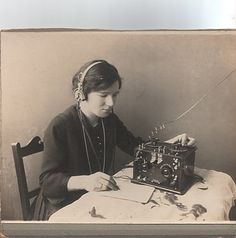 Florence Violet Mackenzie, Australia's first female electrical engineer