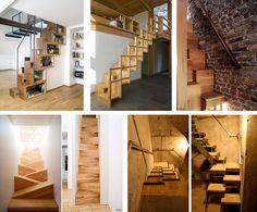 Planche Escalier pas japonais 3