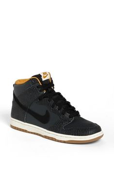 best sneakers 5c5fc 119b0 A contentder for next sneaker status    Nike  Dunk Hi - Skinny Print  High  Top Basketball Sneaker available at