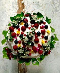 Cake of the Day: Mimi Thorisson's Spring Garden Cake