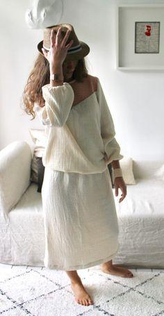 DIY la jupe froncée - Les Tissus du Chien Vert Lace Skirt, Skirts, Sweaters, Dresses, Fashion, Dressmaking, Couture Skirts, Jersey Skirt, Vestidos