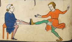 Psalter, Use of Sarum ('The Rutland Psalter') Date c 1260 Add MS 62925 Folio 43v