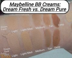 dream pure bb cream light - Google Search