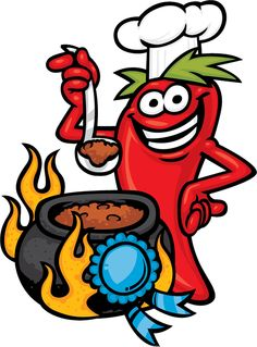 Sign up for the Chili Cook-Off!