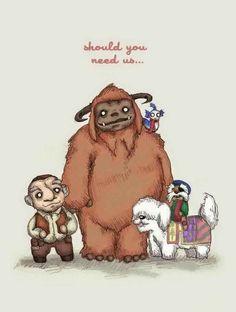 goodbye Goblin king