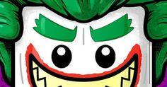 Just Pinned to The Joker: legosaurus: Lego Joker Art by Terry Huddleston || FB http://ift.tt/2qgJHDY