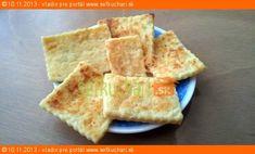 Vytlačiť Lokše špeciál Lokše starých materí, špeciálne vylepšené. Vhodné na celodenné výlety alebo ako slané mňamky pre návševy. Ingrediencie 400 - 500 g zemiakov 300 - 400 g polohr. múky 1 vajce 1/2 hery soľ špeciál - pridáme ľubovoľné z týchto surovín: 1-2 kocky tavený syr a/alebo 100 g strúhaný syr a/alebo 150 - 250 … Bread, Food, Brot, Essen, Baking, Meals, Breads, Buns, Yemek