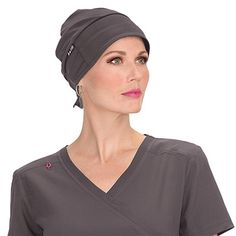Protect hair and stay sterile in comfort thanks to the koi Lite Women's Moisture Wicking Surgical Hat. You won't get a sweaty band with special moisture-wicking fabric that inhibits liquid absorpti...