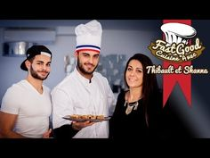 FastGood Cuisine avec : Shanna et Thibault des Marseillais - YouTube