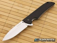 Kershaw Skyline. Terrific value USA made knife. Operation is like butter. Just a wonderful knife in my opinion.
